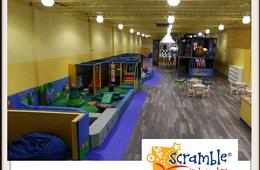 Scramble Indoor Play Camp