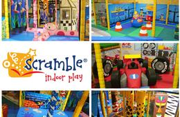 JUNE 2018 - Scramble Indoor Play Weekday Admission