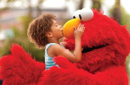 45% Off Sesame Place Fall Admission - The Count's Halloween Spooktacular!