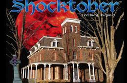 Shocktober Haunted House at Paxton Manor