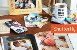 Our Gift To You! $20 to Shop at Shutterfly - Father's Day Gifts!
