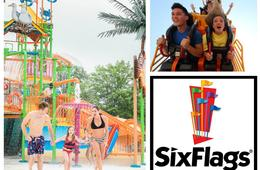 Six Flags America: Everyone Pays Kids Price!