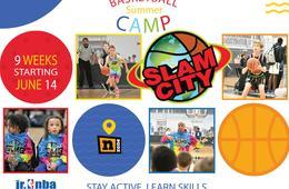 Slam City Basketball Camp - Half Day