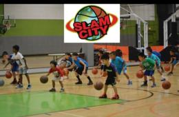 $99 for Slam City Basketball Camp for Ages 5-15 at nZone in Chantilly ($195 Value - 50% Off)