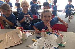 Smart Fit Kids STEM or Adventure Camp