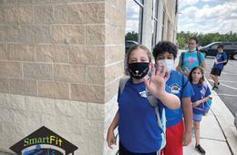 SmartFit Kids Distance Learning Program