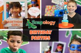 Snapology of Germantown LEGO®-Themed Birthday Party