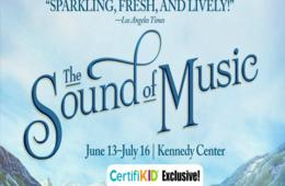 Up to 25% Off THE SOUND OF MUSIC at The Kennedy Center - Select June Performances!
