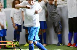 Sofive Soccer Center Winter Classes
