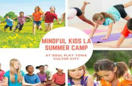 Soul Play Yoga Mindful Kids Camp