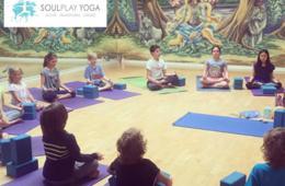 5-Pack of Kids Yoga Classes at Soul Play Yoga