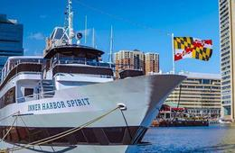 Baltimore's Inner Harbor Sightseeing Tour on Spirit Cruises