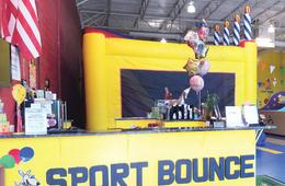 5 Open Bounce Passes at Sport Bounce of Loudoun
