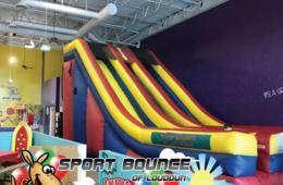 $6 for One Open Bounce Pass at Sport Bounce of Loudoun (40% Off)