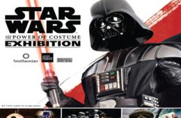 $15+ for Ticket to STAR WARS™ AND THE POWER OF COSTUME THE EXHIBITION at Discovery Times Square (25% Off)