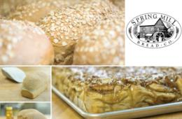 $10 for $20 Worth at Spring Mill Bread Company - Arlington, Capitol Hill, Bethesda, Gaithersburg, Rockville & Takoma Park (50% Off)