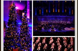 The Washington Chorus' A CANDLELIGHT CHRISTMAS at The Strathmore: Carols, Sing-Along Songs & More!