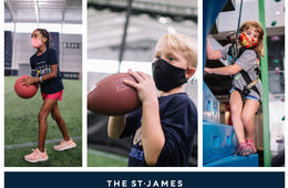 15% Off The St. James Summer Sports Camps