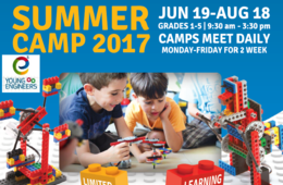 $276 for e² Young Engineers® STEM Camp for Ages 6-12 - Rockville (20% Off)