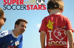 10% Off Super Soccer Stars Camps or Classes