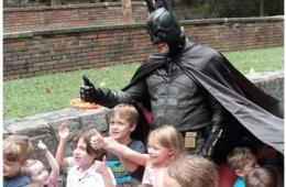 $225 for Kids Character Party with SuperHero Stu - Performance, Games, Activities & More! (25% Off)