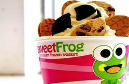 $10 for $20 Worth of Sweet Frog Premium Frozen Yogurt