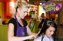 $39 for Mini Spa Package - CertifiKid Exclusive! - at BRAND NEW Sweet & Sassy Leesburg!