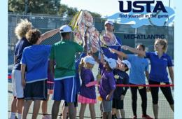 $319 for TGA Tennis Camp for Ages 6-12 at Foxcroft School in Middleburg (21% Off)