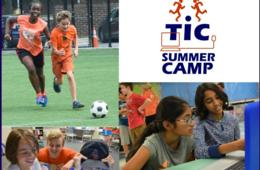 $600 for 2-Week TIC Sports and Technology Camp for Ages 7-15 at DC West Location in Georgetown - Shuttle from Capitol Hill & Arlington ($280 Savings!)