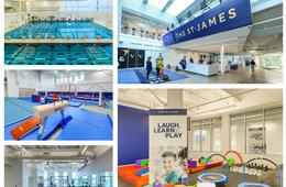 THE ST. JAMES Family Membership Special