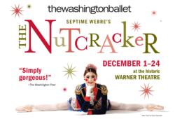 20% Off The Nutcracker at The Warner Theatre by The Washington Ballet - MORE SHOWS ADDED!