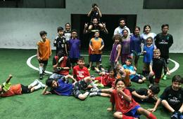 Team America Winter Break Soccer Camp at Fairfax Sportsplex