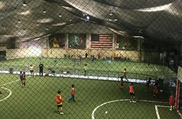 Team America Spring Break Soccer Camp at Fairfax Sportsplex