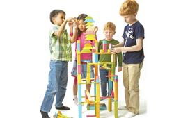 $60 for $100 Worth of Magnetic Wooden Blocks at Tegu.com