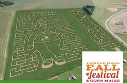 Temple Hall Fall Festival & Corn Maize Admission