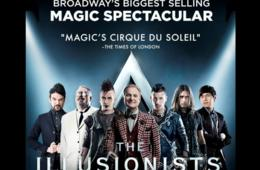 $49 for THE ILLUSIONISTS – LIVE FROM BROADWAY™ - June 2 ONLY at The Modell Lyric in Baltimore ($76 Value - 36% Off)