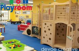 2 Open Play Passes at The Playroom