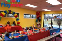 The Playroom Summer Birthday Party