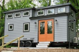 TINY HOME Getaway at BRAND NEW Tiny Estates