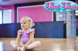 Tippi Toes Princess-Superhero Dance Camp
