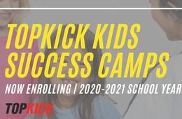 TopKick Martial Arts Elementary Success Camp - 3 Days