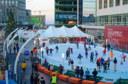 $16 for 2 Admissions - Adult or Child - Including Skate Rentals at Tysons Corner Ice Rink ($32 Value - 50% Off)