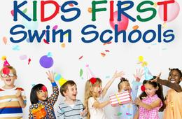 Kids First Swim Schools Birthday Splash Party