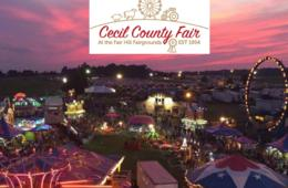 Cecil County Fair UNLIMITED RIDES