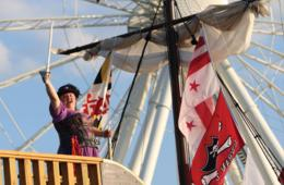 $265+ for Urban Pirates Group Adventure Cruise for Up to 30 People at National Harbor - PARTY OPTION TOO! (Up to 33% Off)