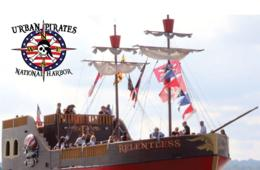 $60 for Urban Pirates Family 4-Pack Adventure Ticket - National Harbor (40% Off)