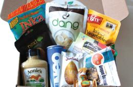 Enjoy a FREE Trial of Tasty Snacks From UrthBox!