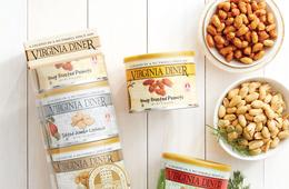 40% Off Virginia Diner: Gourmet Virginia Peanuts, Meats, Sweet Treats & More!