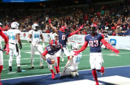 Washington Valor Arena Football Game at Capital One Arena