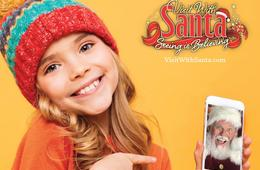 Live Video Call With Santa Claus!
